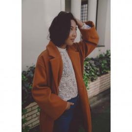 Manteau Yokohama - pretty patron - patron  de couture - pretty mercerie - mercerie en ligne