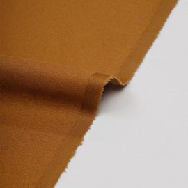 Tissu crêpe mocha - pretty mercerie - mercerie en ligne