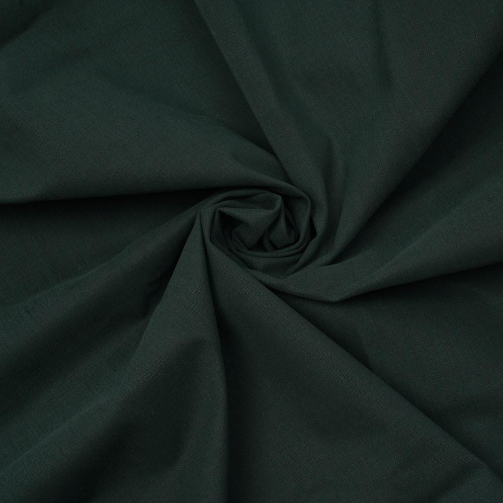 Tissu denim chino vert jungle green  - pretty mercerie - mercerie en ligne