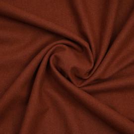 Tissu lainage moka | Pretty Mercerie | Mercerie en ligne