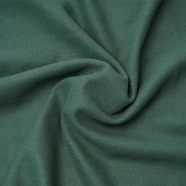 Tissu lainage vert thym | Pretty Mercerie | mercerie en ligne