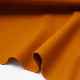 Tissu lainage fauve | Pretty Mercerie | mercerie en ligne
