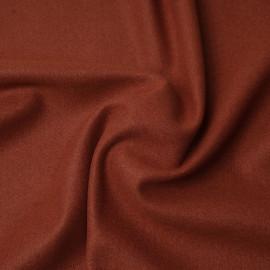 Tissu lainage rouille   Pretty Mercerie   mercerie en ligne