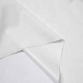 Tissu PUL imperméable Oeko-Tex blanc naturel | Pretty Mercerie | mercerie en ligne