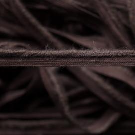 PASSEPOIL EFFET LAINE CHOCOLAT  - Pretty Mercerie - mercerie en ligne