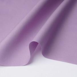 Tissu popeline de coton mauve   Pretty Mercerie   mercerie en ligne