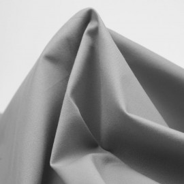 Tissu denim chino gris | pretty mercerie | mercerie en ligne