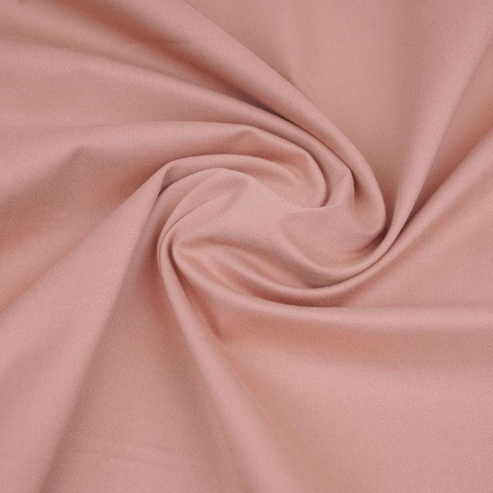 Tissu denim chino rose tan   pretty mercerie   mercerie en ligne