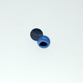 Clous bombés bleu anglais