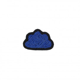 """Broches brodées """" In the Cloud """""""